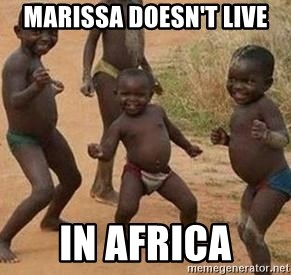 african children dancing - MARISSA DOESN'T LIVE IN AFRICA