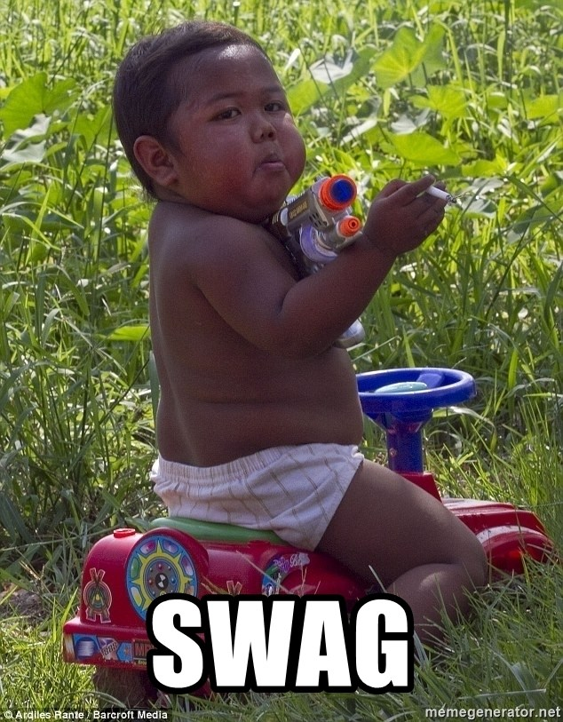 Swagger Baby -  swag