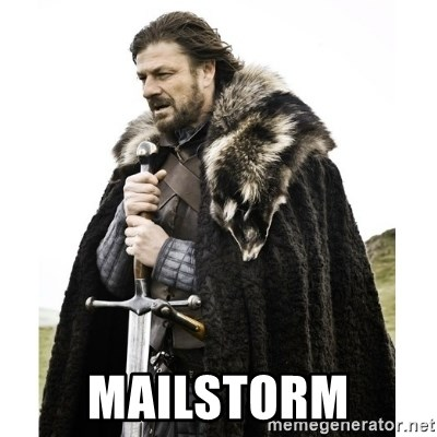 Imminent Ned  -  MAILSTORM