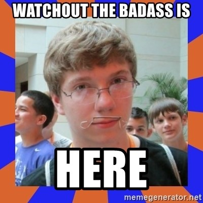 LOL HALALABOOS - WATCHOUT THE BADASS IS HERE