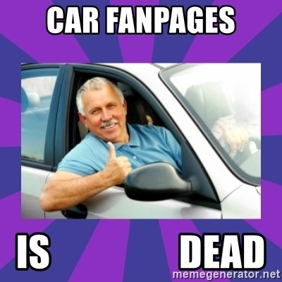 Perfect Driver - Car Fanpages  is                 Dead