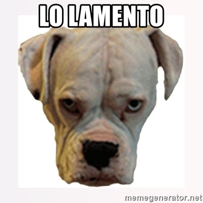 stahp guise - LO LAMENTO