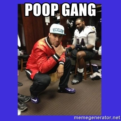 PAY FLACCO - POOP GANG