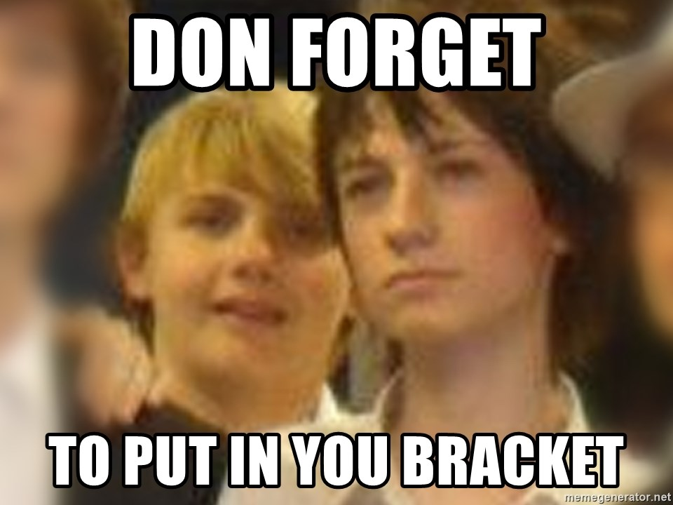 Thoughtful Child - don forget to put in you bracket