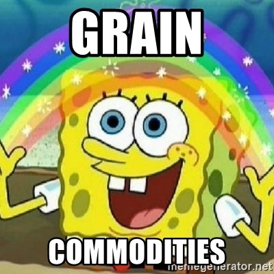 Spongebob - Nobody Cares! - GRAIN COMMODITIES