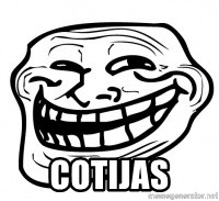 Troll Face in RUSSIA! -  Cotijas