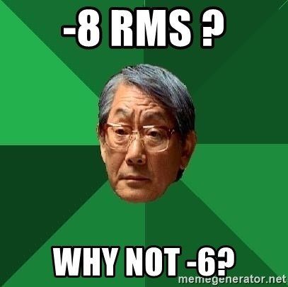 High Expectations Asian Father - -8 rms ? why not -6?