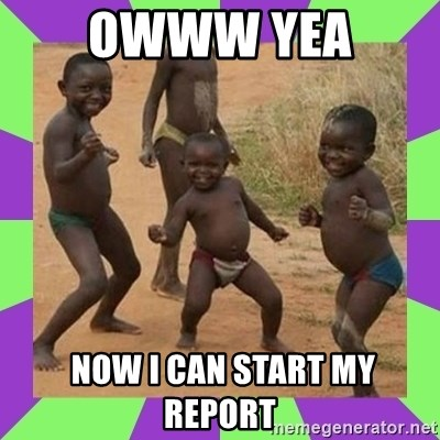 african kids dancing - owww yea   now i can start my report