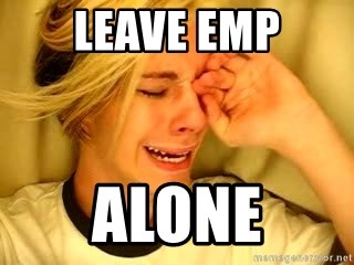 leave britney alone - leave emp alone