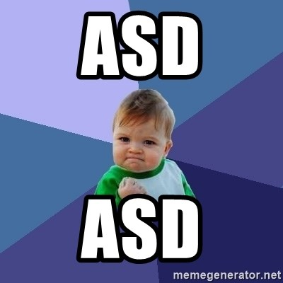 Success Kid - asd asd