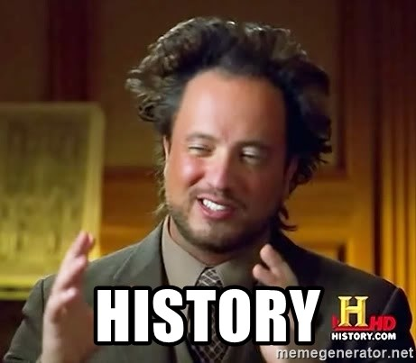 Ancient Aliens -  History