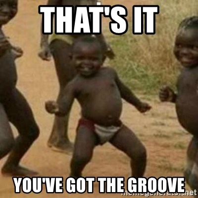 Black Kid - THAT'S IT  YOU'VE GOT THE GROOVE