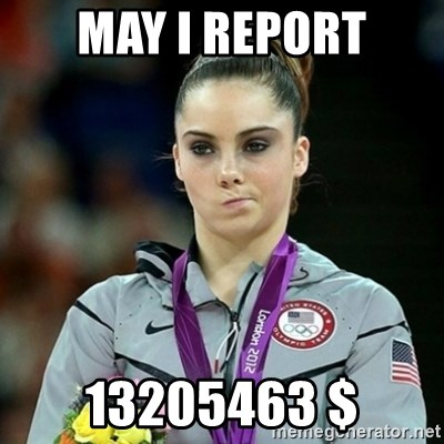 Not Impressed McKayla - May I report 13205463 $