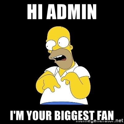 look-marge - HI ADMIN I'M YOUR BIGGEST FAn