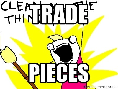 clean all the things - TRaDE PIECES