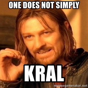 One Does Not Simply - ONE DOES NOT SIMPLY KRAL