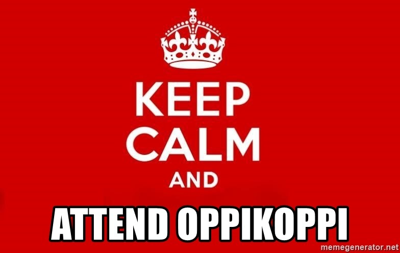 Keep Calm 3 -  Attend Oppikoppi