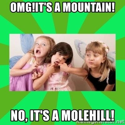 CARO EMERALD, WALDECK AND MISS 600 - OMG!IT'S A MOUNTAIN! NO, IT'S A MOLEHILL!