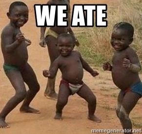 african children dancing - WE ATE