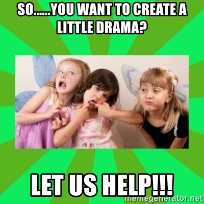 CARO EMERALD, WALDECK AND MISS 600 - so......you want to create a little drama? let us help!!!