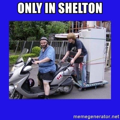 Motorfezzie - Only in shelton