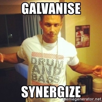Drum And Bass Guy - Galvanise Synergize