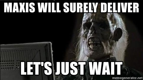 OP will surely deliver skeleton - Maxis will surely deliver let's just wait