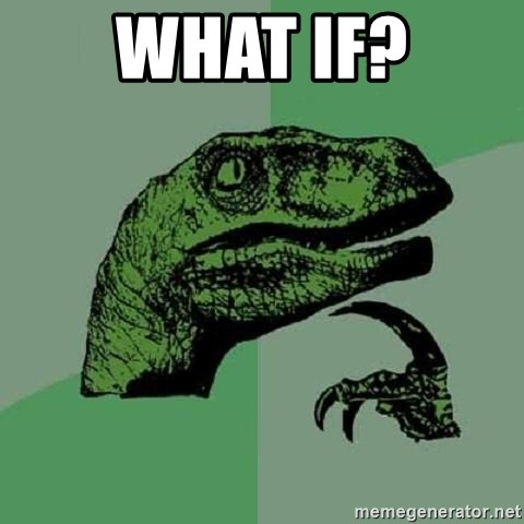 Philosoraptor - what if?