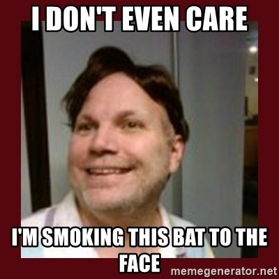 Free Speech Whatley - I DON'T EVEN CARE I'M SMOKING THIS BAT TO THE FACE