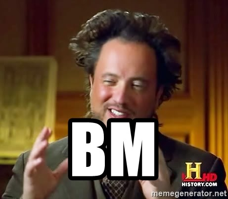 Ancient Aliens -  BM