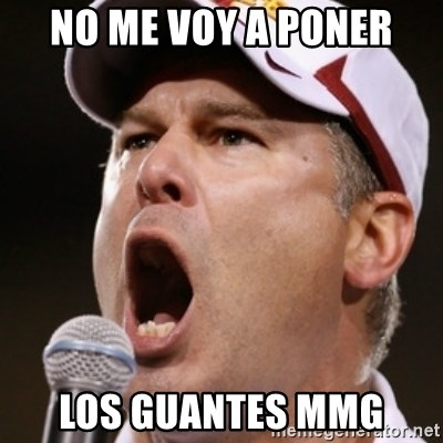 Pauw Whoads - NO ME VOY A PONER LOS GUANTES MMG