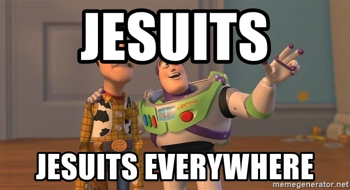 Toy Story Everywhere - jesuits jesuits everywhere