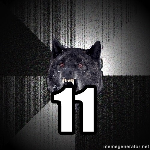 Insanity Wolf -  11