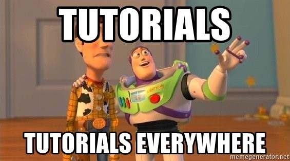 Consequences Toy Story - tutorials tutorials everywhere