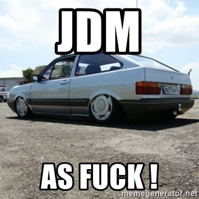 treiquilimei - JDM AS FUCK !