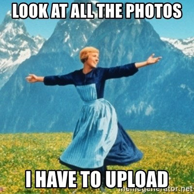 Sound Of Music Lady - LOOK AT ALL THE PHOTOS I HAVE TO UPLOAD
