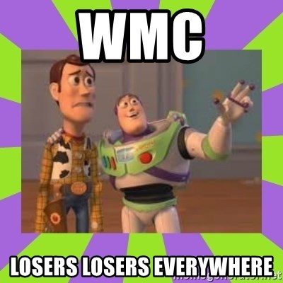 X, X Everywhere  - WMC Losers losers everywhere