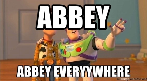 Consequences Toy Story - abbey abbey everyywhere