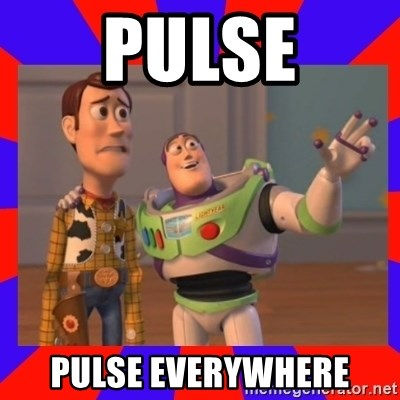 Everywhere - PULSE PULSE EVERYWHERE