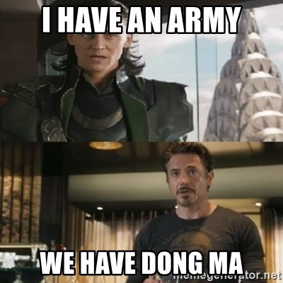 Shermaniator - i HAVE AN ARMY We HAVE dONG ma