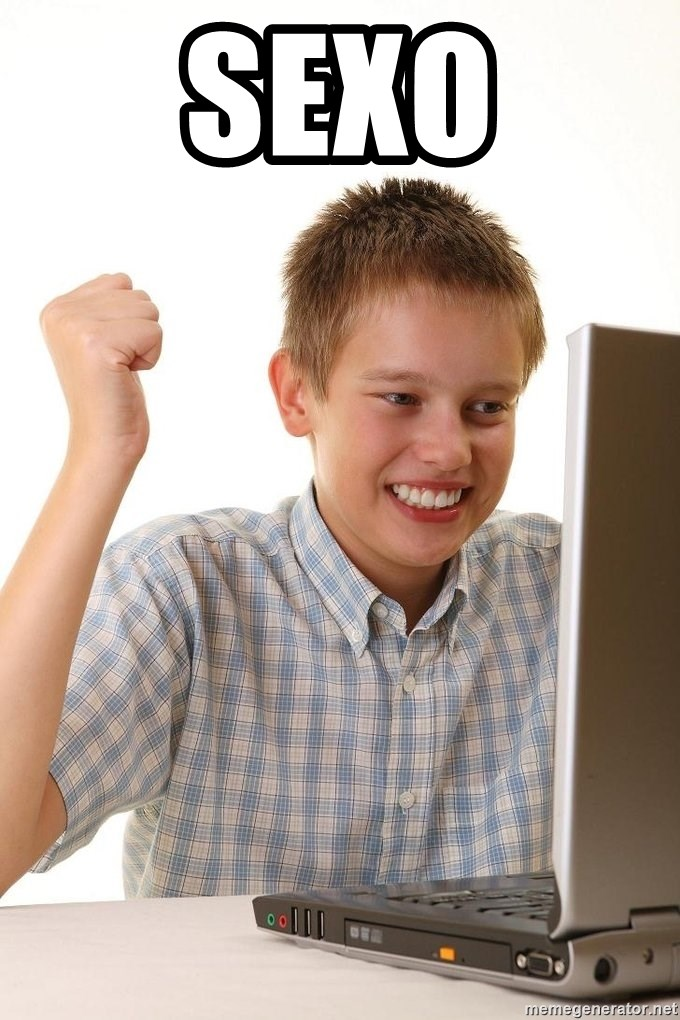 First Day on the internet kid - sexo