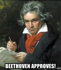 beethoven -  Beethoven approves!