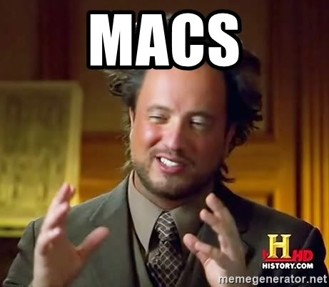 Ancient Aliens - MACS