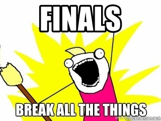 Break All The Things - FINALS