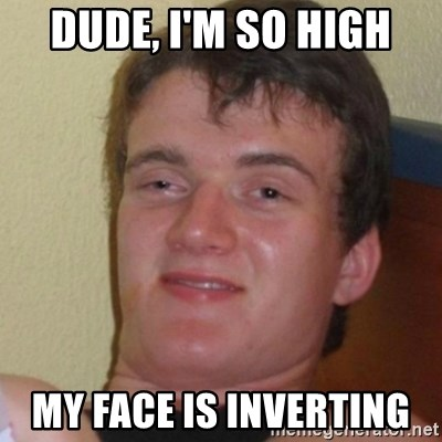 Stoner Stanley - DUDE, I'M SO HIGH MY FACE IS INVERTING