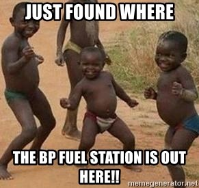 african children dancing - JUST FOUND WHERE THE BP FUEL STATION IS OUT HERE!!