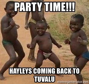 african children dancing - PARTY TIME!!! HAYLEYS COMING BACK TO TUVALU