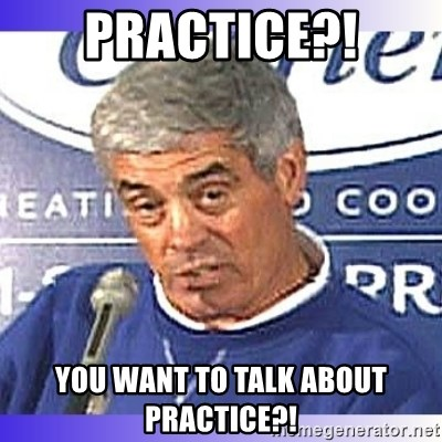 jim mora - PRactice?! you want to talk about practice?!