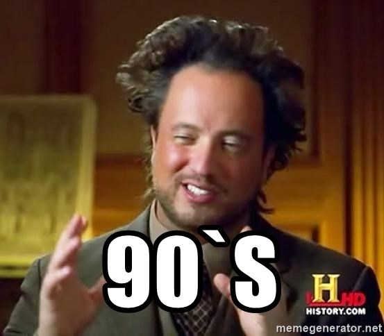 Ancient Aliens -  90`s