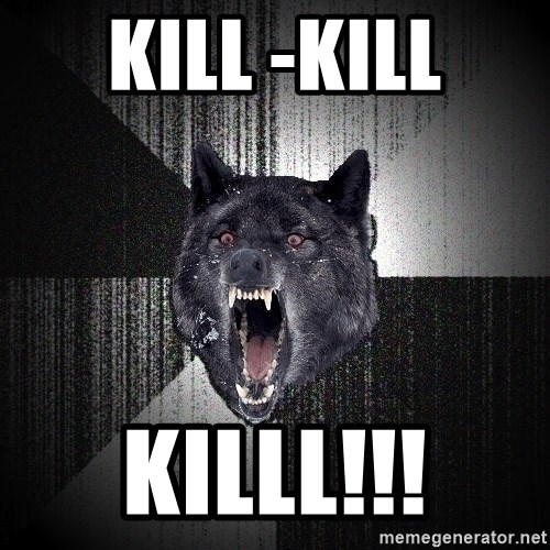 Insanity Wolf - kill -KILL KILLL!!!